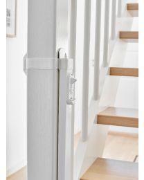 BabyDan drošības vārtiņu adapteris kāpnēm